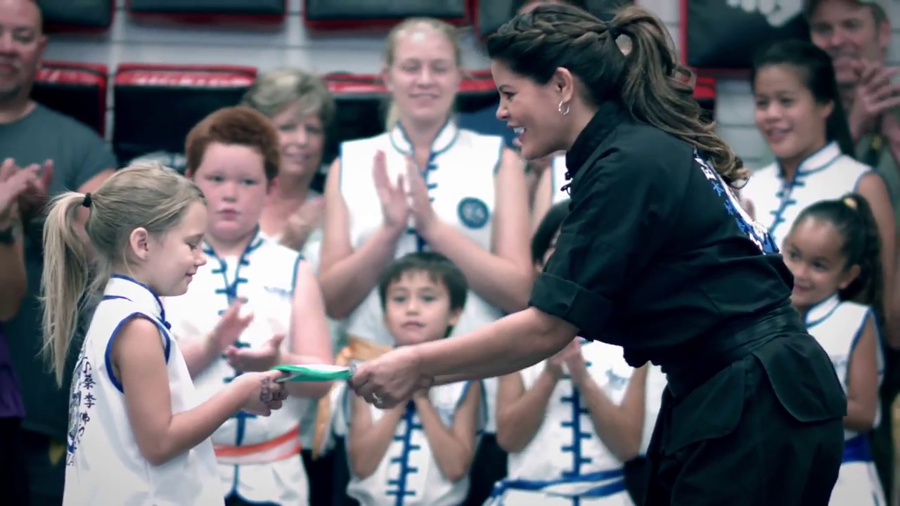 Eastern Ways Martial Arts Self-Defense Classes for Kids with Tai Simo Presentation